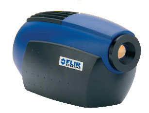High Speed Infrared Camera silver-480M